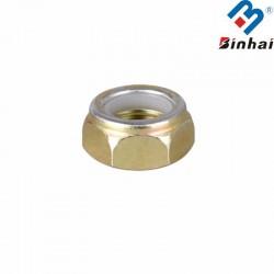 Hex nylon lock nut B1009080